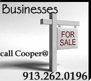 Businesses for Sale, call Tamera Kovacs at 913.262.1545