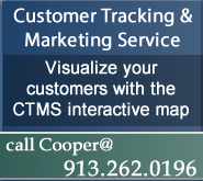 Customer Tracking & Marketing Service (CTMS)